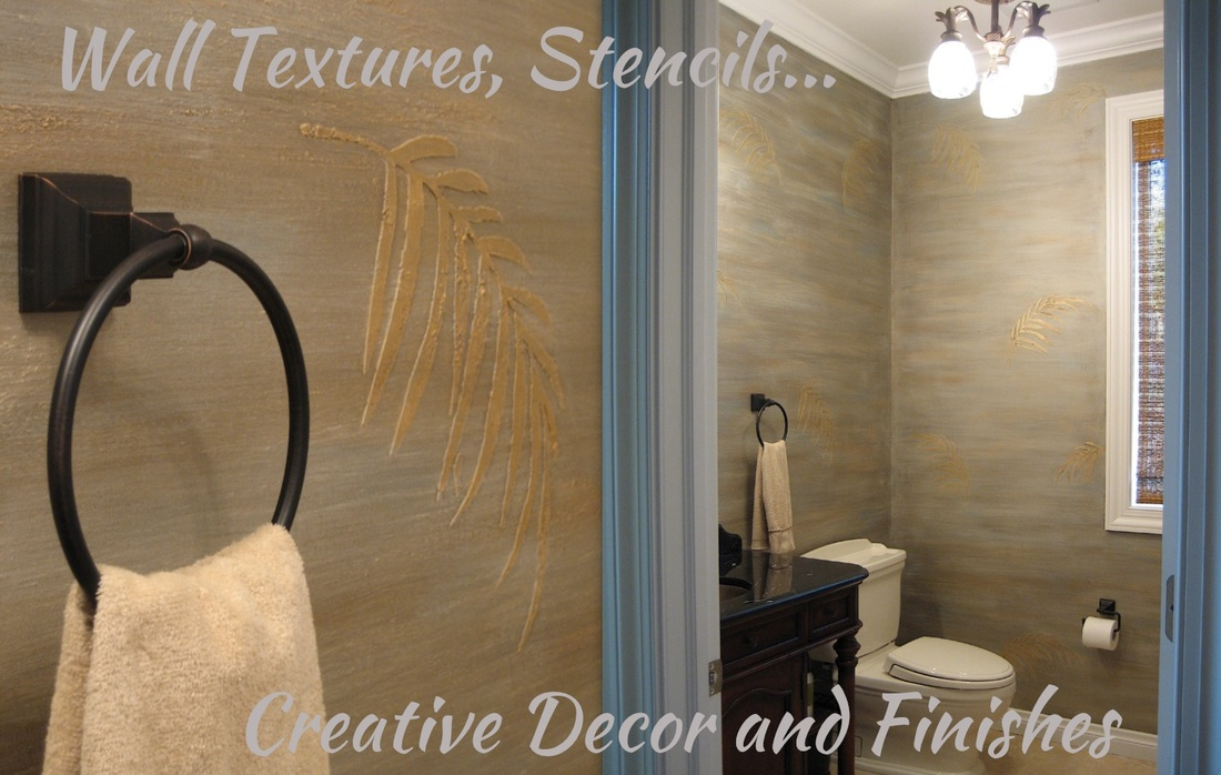 Decorative painters in Key Largo and Florida Keys